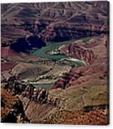 Colorado River Canvas Print