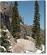 Colorado - Rocky Mountain National Park 01 Canvas Print