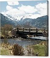 Colorado - Rocky Mountain National Park 03 Canvas Print