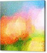 Colorama Canvas Print