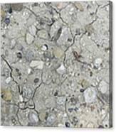 Ground Rocks Canvas Print
