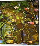 Colorful Carmel Canvas Print