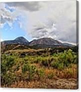 Colorful Colorado Canvas Print