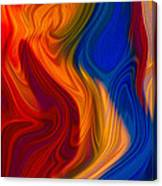 Colorful Compromises II Canvas Print
