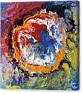 Colorful Happy Canvas Print