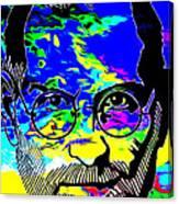 Colorful Jobs Canvas Print