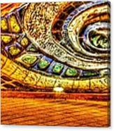 Colorful Path Canvas Print