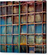 Colorful Windows  Canvas Print