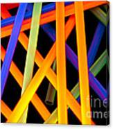 Coloring Between The Lines Canvas Print