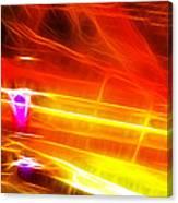 Colors Explosion Canvas Print