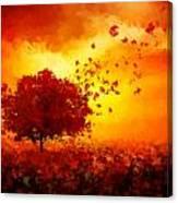 Colors Hymn Canvas Print