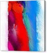 Colors Of Erotic 2 Canvas Print