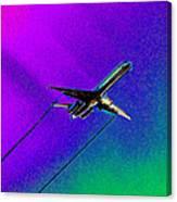 Colors Of Flight Canvas Print