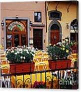 Colors Of Italy Canvas Print