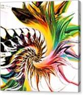 Colors Of Passion Canvas Print