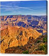 Colors Of The Canyon Canvas Print