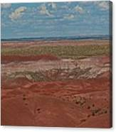 Colors Of The Desert Canvas Print
