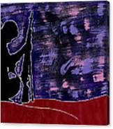 Colors Of War Canvas Print