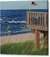 Colors On The Breeze Canvas Print