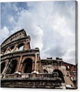 Colosseum  Rome, Italy Canvas Print