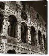 Colosseum Wall Canvas Print