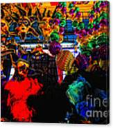 Colours De Nola 2 Canvas Print
