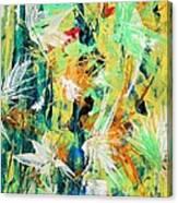 Colours Experiments Canvas Print