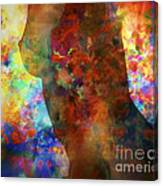 Colours Of Eve Canvas Print