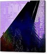 Columbia Tower Cubed 4 Canvas Print