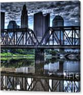 Columbus Ohio Downtown IIi Canvas Print