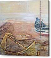 Colva Canvas Print
