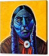 Comanche Canvas Print