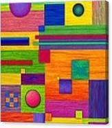 Combination 2 Canvas Print