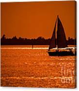 Come Sail Away Canvas Print