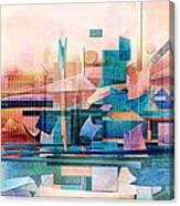 Commerce  Canvas Print