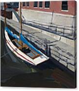Commercial Slip Canvas Print