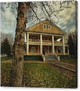 Commissioner's Residence Canvas Print