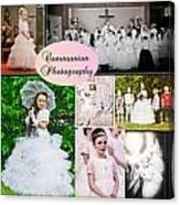 Communion Photography Canvas Print