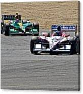 Competition Turn 8 Canvas Print