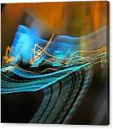 Complementary II Canvas Print