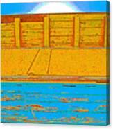 Conch House Canvas Print