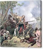 Concord/lexington, 1775 Canvas Print