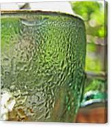 Condensation Canvas Print