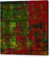 Confetti - Abstract - Fractal Art Canvas Print