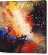 Confluence Canvas Print