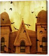 Congregation  Canvas Print