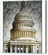 Congress-2 Canvas Print