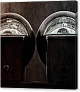 Conjoined Twins Canvas Print