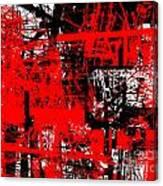 Connection 19 Canvas Print