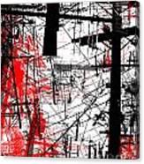 Connection 26 Canvas Print